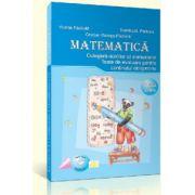 Matematica - Auxiliar clasa a III-a