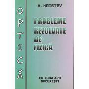 Probleme rezolvate de fizica, Optica