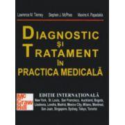Diagnostic si tratament in practica medicala