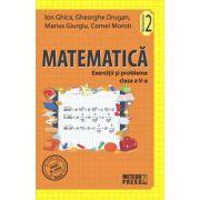 Matematica. Exercitii si probleme. Clasa a V-a, semestrul II 2011-2012