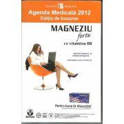 Agenda medicala 2012. Editia de buzunar