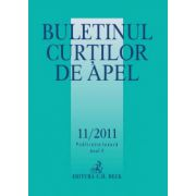Buletinul Curtilor de Apel, Nr. 11/2011