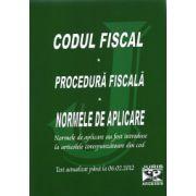 Codul fiscal si procedura fiscala 2012 - cu normele de aplicare