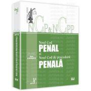 Noul Cod penal si Noul Cod de procedura penala. Actualizat 2012