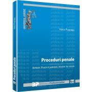 Proceduri penale Sinteze. Practica judiciara. Modele de minute