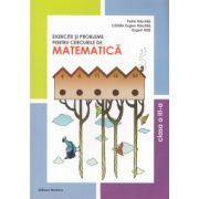 Exercitii si probleme pentru cercurile de Matematica - Clasa a III-a