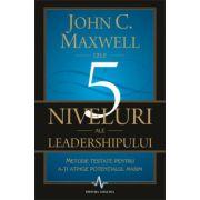 Cele 5 niveluri ale leadershipului