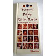 Domnitori si Principi ai Tarilor Romane - cronologie ilustrata