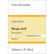 Drept civil. Persoanele - Editia 3