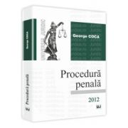Procedura penala 2012