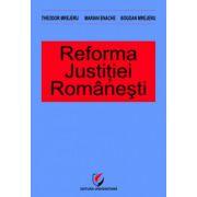 Reforma justitiei romanesti