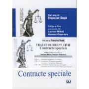 Tratat de Drept Civil - Contracte speciale - VOL I, II, III - Editia a IV-a, actualizata