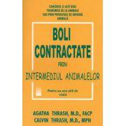 Boli contractate prin intermediul animalelor