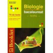 Bacalaureat biologie 2012 clasele IX-X. 70 de teste