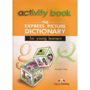The express picture Dictionary for young learners - Audio CD (Activity book)
