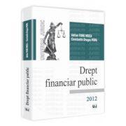 Drept financiar public - 2012