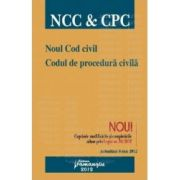 Noul Cod civil. Codul de procedura civila - actualizat 8 mai 2012
