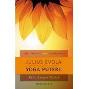 Yoga puterii —  Eseu despre Tantre