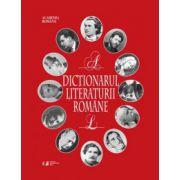 Dictionarul literaturii romane, Volumul 1+2