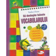 Sa deslusim tainele vocabularului - sinonime, antonime, omonime, paronime