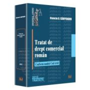 Tratat de drept comercial roman - Conform noului Cod civil