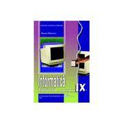 Informatica, manual pentru clasa a IX-a - real intensiv C++ - matematica-informatica intensiv