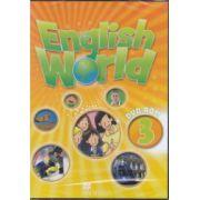 English World 3, DVD-rom