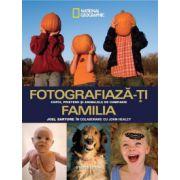 Fotografiaza-ti familia copiii, prietenii și animalele de companie