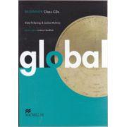 Global Beginner. Class CDs (3 cd-uri)