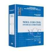 Noul Cod Civil. Studii si comentarii Volumul I - Cartea I şi Cartea a II-a (art. 1-534)