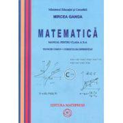 Matematica manual pentru clasa a X-a - Trunchi comun + Curriculum diferentiat (TD + CD)