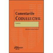 Comentariile Codului civil - Familia