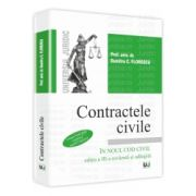 Contractele civile - in noul Cod Civil