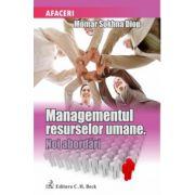 Managementul resurselor umane - Noi abordari