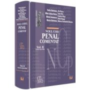 Noul Cod penal comentat. Volumul II - Partea speciala