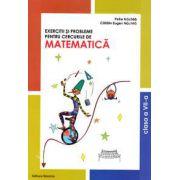 Exercitii si probleme pentru cercurile de Matematica - Clasa a VII-a