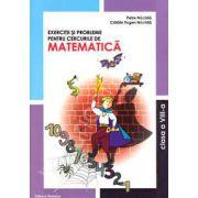 Exercitii si probleme pentru cercurile de Matematica - Clasa a VIII-a