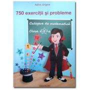 750 exercitii si probleme pentru clasa a II-a