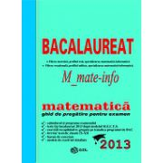 Bacalaureat 2013 matematica, M_mate-info