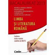 Bacalaureat 2013. Limba si literatura romana