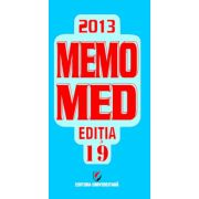 Memomed 2013. Editia 19 (2 vol.)