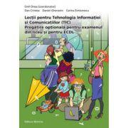 Lectii pentru Tehnologia Informatiei si Comunicatiilor