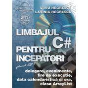Limbajul C# pentru incepatori - Delegare, evenimente, fire de executie