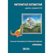 Cangurul 2013. Matematica distractiva pentru clasele V-VI
