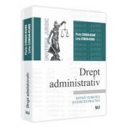Drept administrativ - Sinteze teoretice si exercitii practice