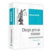 Drept privat roman - Editia a 3-a