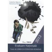 Evaluare Nationala. Teste de limba si literatura romana 2013