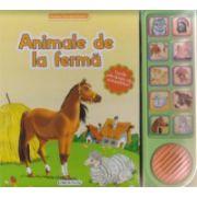 Animale de la ferma - Vocile adevarate ale animalelor!