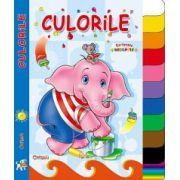 Culorile (Cartonate decupate)