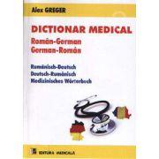 Dictionar medical Roman-German, German-Roman - Editia a II-a